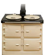 Cream Range Cooker